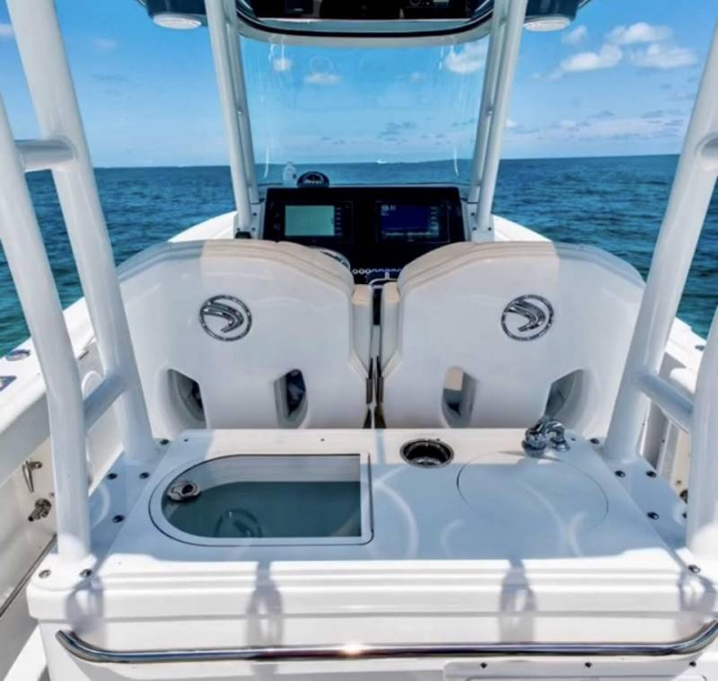 captain chad's charter boat