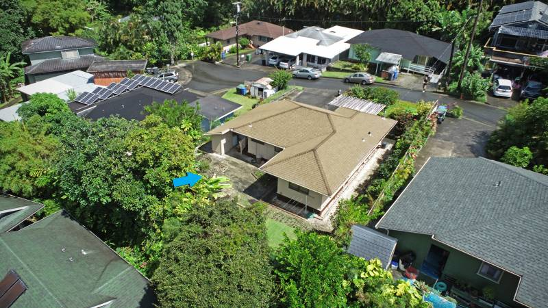 home for sale in palolo valley oahu